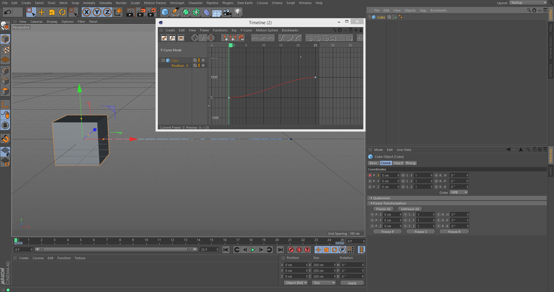 C4D tips for 3D designers  Taking snapshots to help with